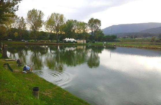 Itinerario Spinning - Laghi di Oscasale