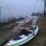 Raduno Pesca al Siluro in Kayak