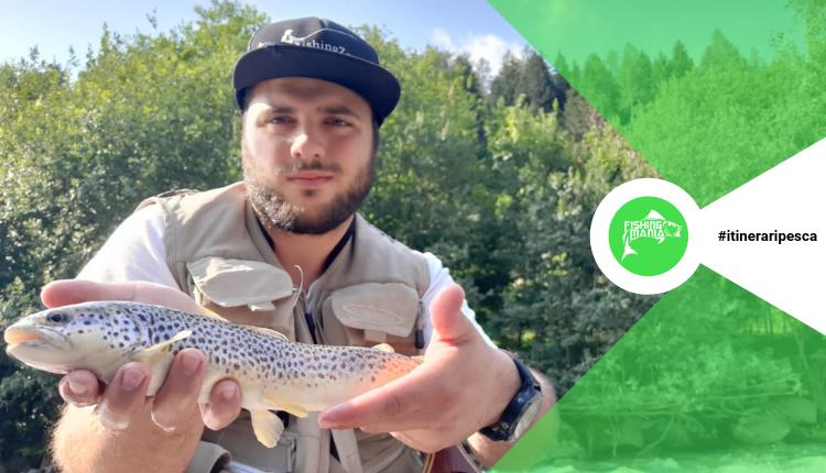 Val di Rabbi | Itinerario di pesca in Trentino