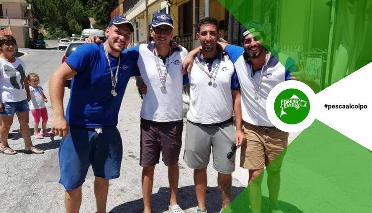 2ª Prova Regionale Lazio B/5 girone A– Lago del Salto