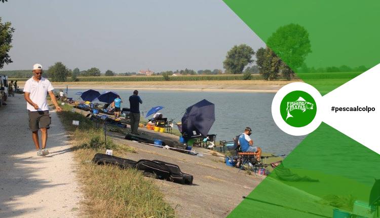 Regionale Lombardo di pesca al colpo 2019 - 3° prova
